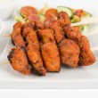 Chicken Tikka Kebab — Stock Photo #17463187