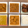Stock Photo: Thali
