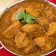 Goan Pork Vindaloo - Stock Photo
