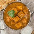 Paneer Makhani or Shahi Paneer — Stock Photo