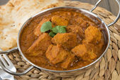 Goan Pork Vindaloo — Stock Photo