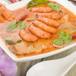 Stock Photo: Tom Yum Nam Khon