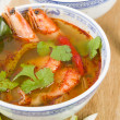 Tom Yum Goong - Stock Photo