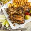 Jerk Chicken — Stock Photo #21191349