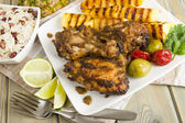Jerk Chicken — Stockfoto