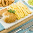 Fish & Chips — Stock Photo #21825633