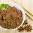 Rendang Daging — Stock Photo
