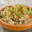 Aubergine Dip — Stock Photo