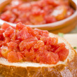 Stock Photo: Spanish Tomato Bread