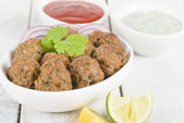 Kofta — Stock Photo