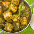 Palak Paneer — Stock Photo