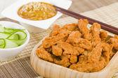 Bouchées de poulet de penang — Photo