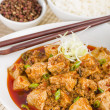 mapo tofu — Stock Photo