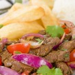 Lomo Saltado — Stock Photo