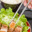 Siu Yuk — Stock Photo