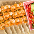 Stock Photo: Sate Goong
