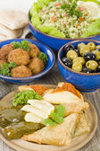 Mezze — Stock Photo