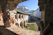 Solovettsky монастырь — Стоковое фото