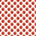 Dikişsiz kare arka plan resmi olan domates — Stok fotoğraf