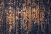 木栅栏纹理(复古风格) — 图库照片