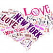 Royalty-Free Stock Photo: Love New York