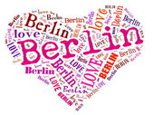 Love Berlin — Stock Photo