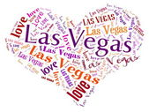 Love Las Vegas — Stock Photo