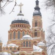 Blagoveshensky cathedral in Kharkov, Ukraine — Stock Photo