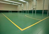 Sports pavilion — Stock Photo