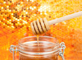 酿蜜 — 图库照片