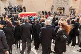 Funeral of former Prime Minister Adolfo Suárez — Stock Photo