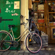 Bric a Brac bycicle — Stock Photo