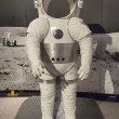 Early space suit — Stok Fotoğraf #17848983