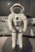 Early space suit — Stock Photo