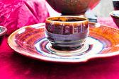 Ceramic bowl — Stock Photo
