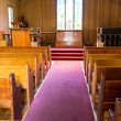 Old time church — Stock Photo #25600531