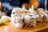 Tuna tekka roll — Stock Photo
