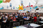 Pokemon world championships 2013 — Stock Photo
