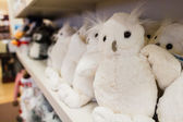 Cute stuffed animals on display 5 — Stock Photo