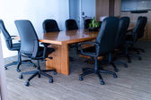 Nice boardroom — Stock Photo
