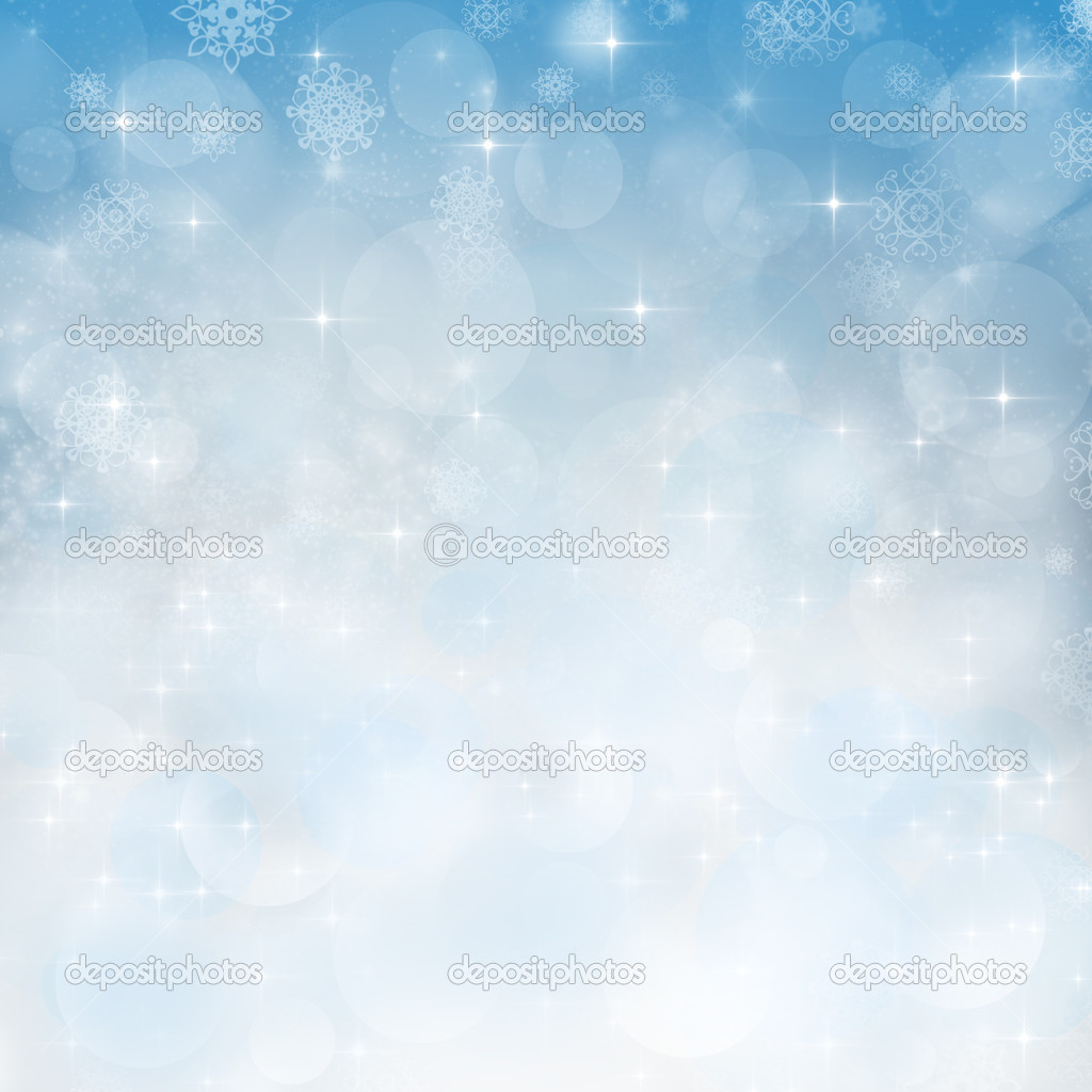 Abstract Christmas background with snowflakes — Stock Photo #15550625