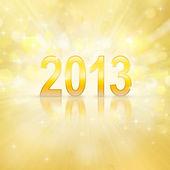 New 2013 year — Stock Photo
