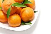 Mandarines fraîches — Photo