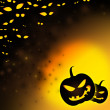 Stock Photo: Abstract Halloween background