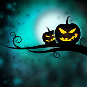 Halloween background — 图库照片
