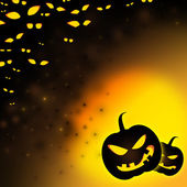 Abstract Halloween background — Stock Photo