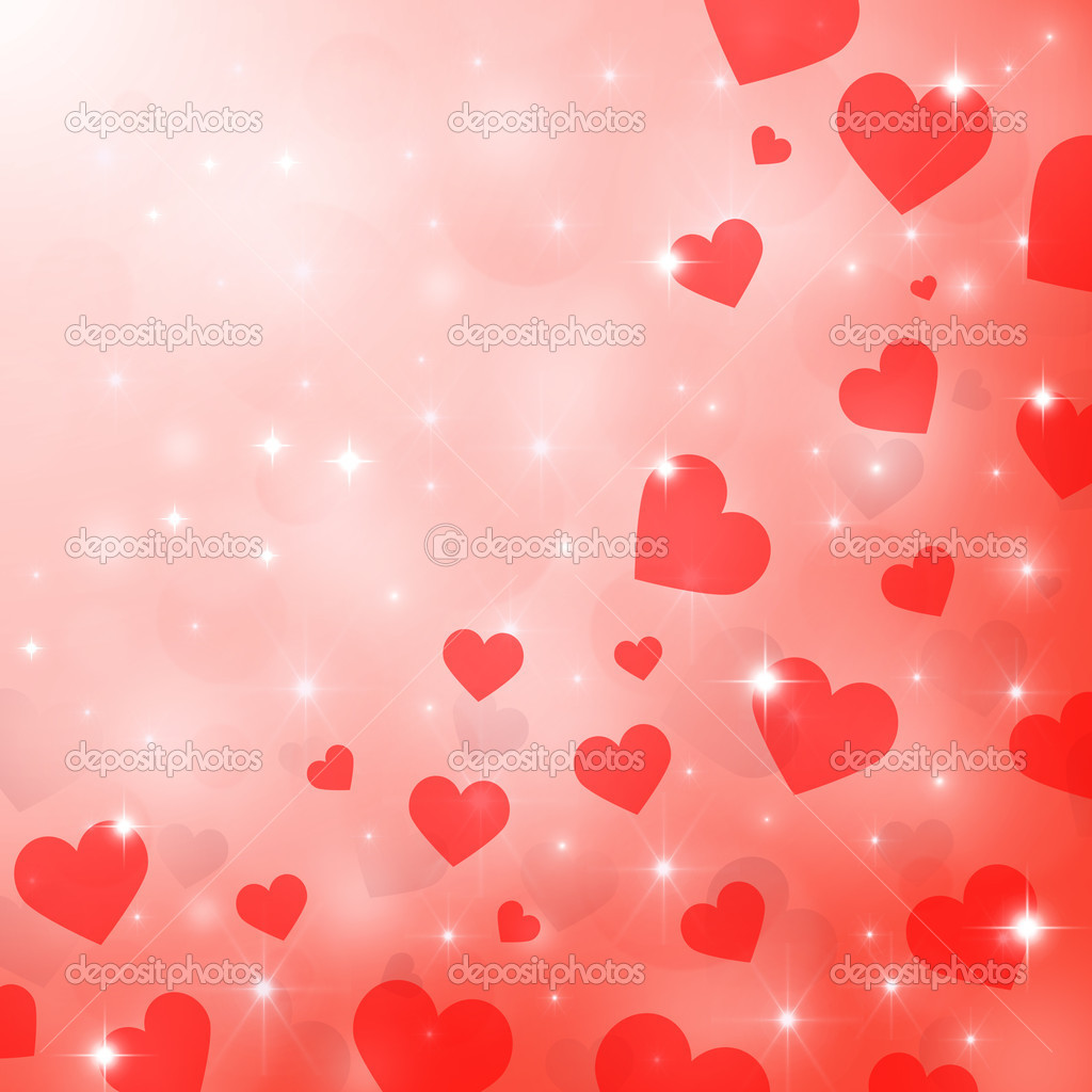 Abstract background to the Valentine's day — Stockfoto #16980725