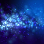 Abstraktní modré pozadí — Stock fotografie