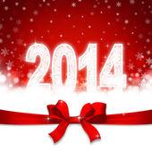 New 2014 year — Stock Photo
