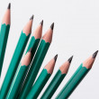 Pencils in perspective — Stock Photo #20356679